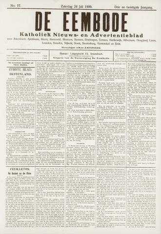 De Eembode 1909-07-24