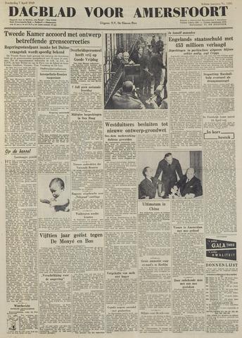 Dagblad voor Amersfoort 1949-04-07