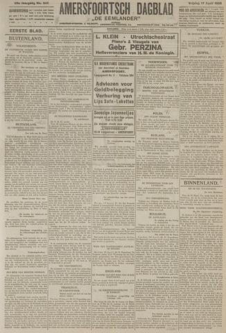 Amersfoortsch Dagblad / De Eemlander 1925-04-17
