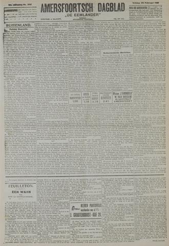 Amersfoortsch Dagblad / De Eemlander 1921-02-25