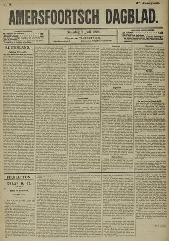 Amersfoortsch Dagblad 1904-07-05