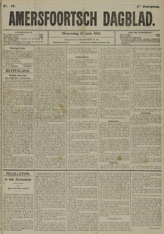 Amersfoortsch Dagblad 1902-06-25