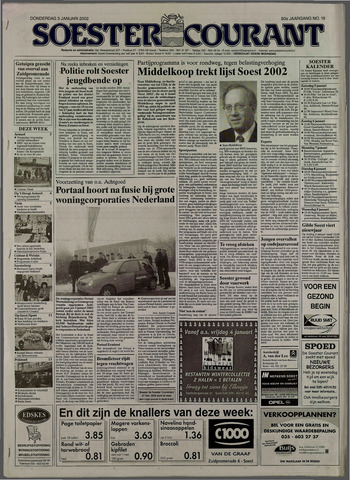 Soester Courant 2002-01-03