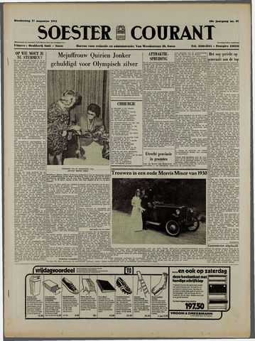 Soester Courant 1972-08-17