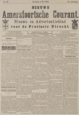 Nieuwe Amersfoortsche Courant 1912-05-04