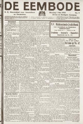 De Eembode 1923-05-01