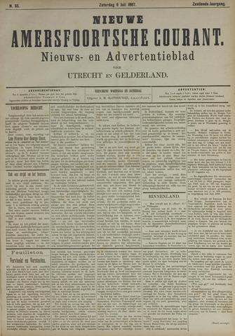 Nieuwe Amersfoortsche Courant 1887-07-09