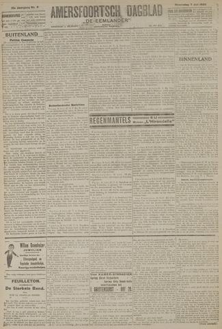 Amersfoortsch Dagblad / De Eemlander 1920-07-07