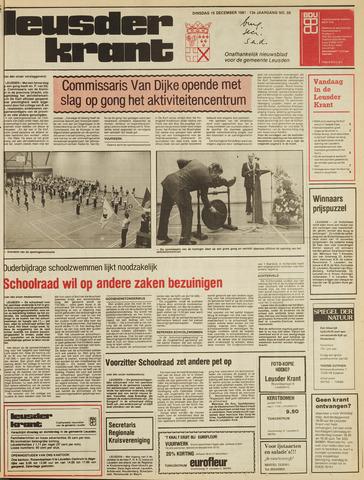 Leusder Krant 1981-12-15