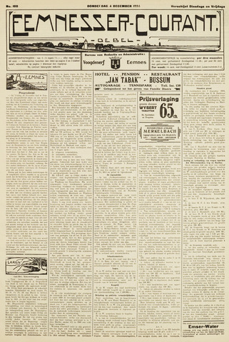 Eemnesser Courant 1924-12-05