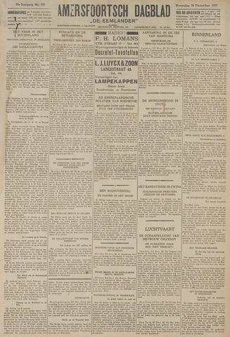 Amersfoortsch Dagblad / De Eemlander 1927-12-28