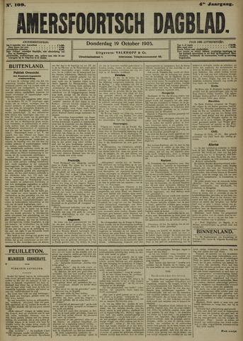 Amersfoortsch Dagblad 1905-10-19