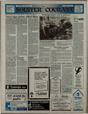 Soester Courant 1987-03-18