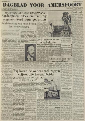 Dagblad voor Amersfoort 1950-03-28