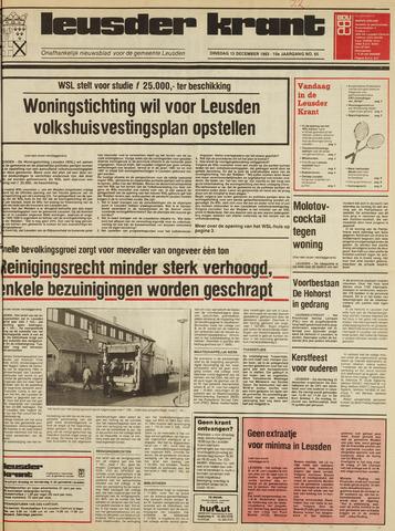Leusder Krant 1983-12-13