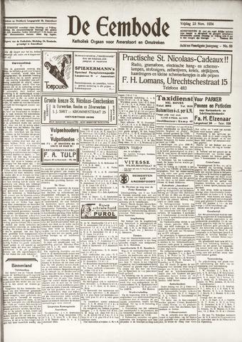 De Eembode 1934-11-23