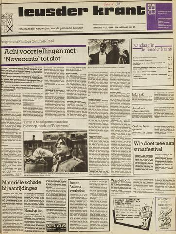 Leusder Krant 1988-07-19