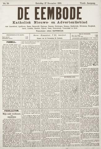 De Eembode 1890-12-27