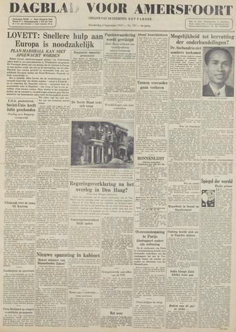 Dagblad voor Amersfoort 1947-09-04