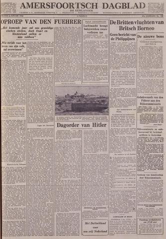 Amersfoortsch Dagblad / De Eemlander 1942-01-02