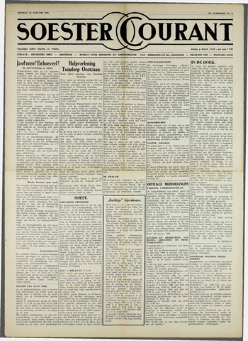 Soester Courant 1960-01-26