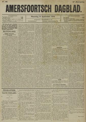 Amersfoortsch Dagblad 1904-09-19