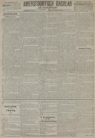 Amersfoortsch Dagblad / De Eemlander 1919-10-06