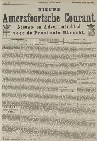 Nieuwe Amersfoortsche Courant 1909-10-06