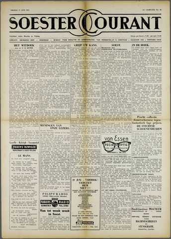 Soester Courant 1955-06-17