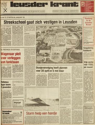 Leusder Krant 1983-02-03