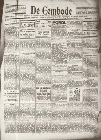 De Eembode 1936-03-27