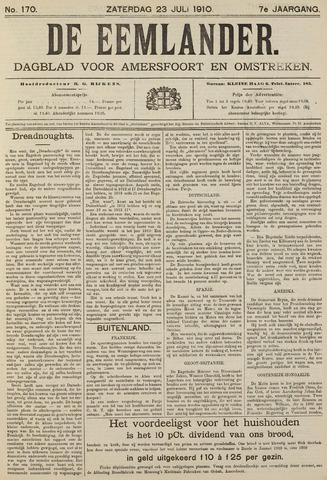De Eemlander 1910-07-23