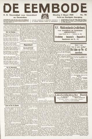 De Eembode 1925-03-03