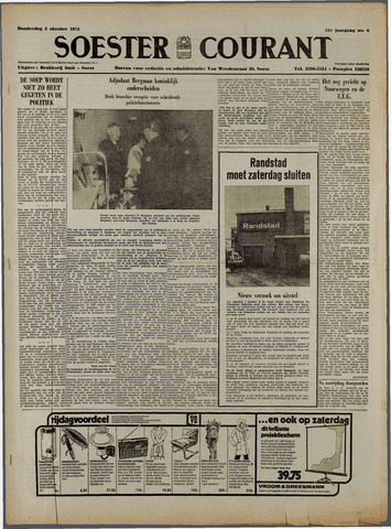 Soester Courant 1972-10-05