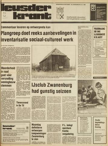 Leusder Krant 1980-10-30