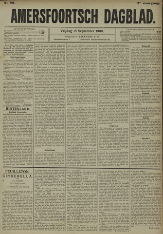 Amersfoortsch Dagblad 1908-09-18