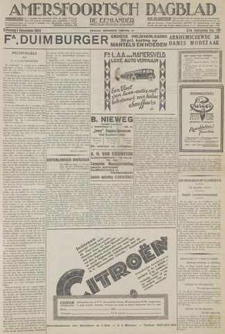 Amersfoortsch Dagblad / De Eemlander 1928-12-01