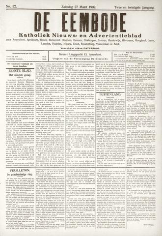 De Eembode 1909-03-27