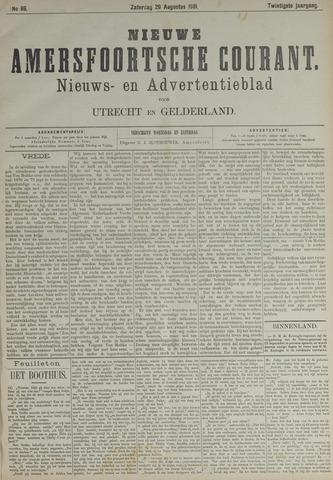 Nieuwe Amersfoortsche Courant 1891-08-29