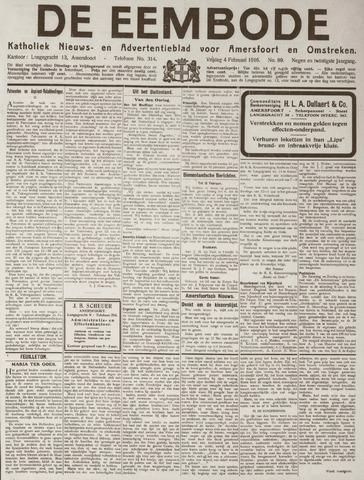 De Eembode 1916-02-04