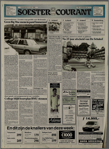 Soester Courant 1995-07-19