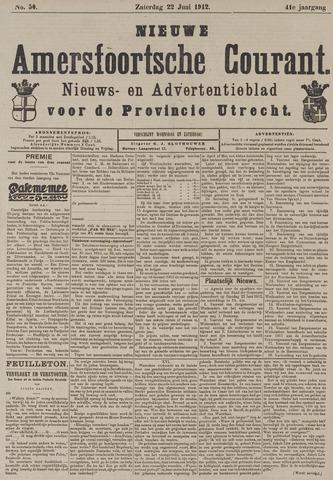 Nieuwe Amersfoortsche Courant 1912-06-22