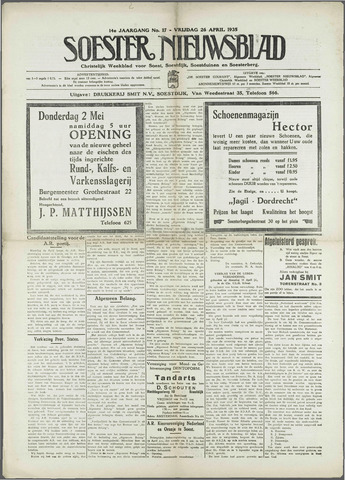 Soester Courant 1935-04-26