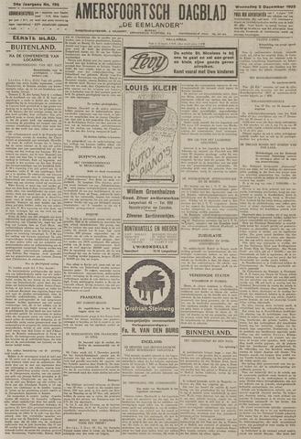 Amersfoortsch Dagblad / De Eemlander 1925-12-02