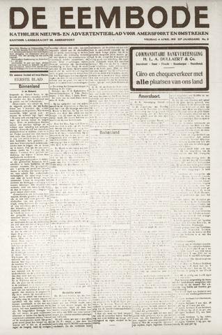 De Eembode 1919-04-04