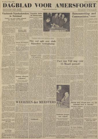 Dagblad voor Amersfoort 1948-03-03