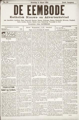 De Eembode 1893-03-11