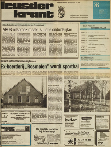 Leusder Krant 1978-03-30