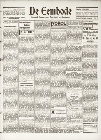 De Eembode 1934-05-08