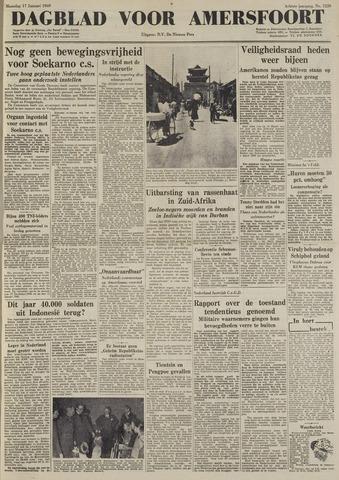 Dagblad voor Amersfoort 1949-01-17